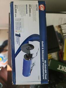 New in box, never opened. CAMPBELL HAUSFELD TL053500AV Air Cut Off Tool