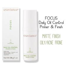 EXUVIANCE FOCUS Daily Oil Control Primer & Finish