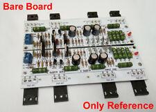 One Pair PASS A3 HIFI Pure Class A Power Amplifier Board Bare PCB Board