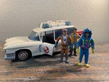 Vintage 1984 Ghostbuster Ambulance Action Figures