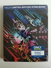 VALERIAN AND THE CITY OF A THOUSAND PLANETS STEELBOOK (Blu-Ray + DVD + Digital)