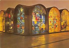BG14396 the tribes stained glass windows medical centre  jerusalem israel