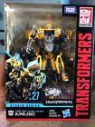 2017 Transformers Generations Studio Series BUMBLEBEE 27 Deluxe Class New RARE!!