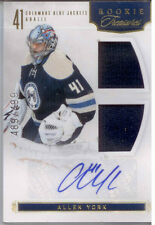 Allen York-Panini-2012-13 NHL Hockey Signature Card # 151