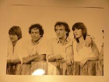 photo de presse argentique  13X17 MICHEL SARDOU L été de nos quinze ans   0001