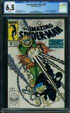 "Amazing Spider-Man #298 (Mar 1988, Marvel) 6.5 FN+ CGC (1st Eddie Brock) ""KEY"""