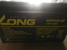 Long  Battery 12v 12Ah WP12-12