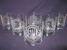 STAL GORZOW -szklanki do whisky i nie tylko     6 SZT.