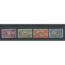 Ned. INDIE  182-185 A.M.V.J.  LUXE VFU/gebr  CV 6,5 €