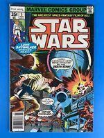 Star Wars #5 1977 (1st app Wedge Antilles, pilot of Rogue Squadron) 🔑🔥🔥