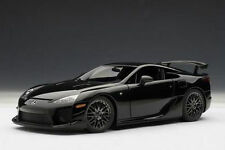 1/18 AutoArt - Lexus LFA Nürnburgring Package (Black) 2011+ Display Cabinet