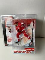 McFarlane Brendan Shanahan NHL Detroit Red Wings Series 4 Red Jersey VARIANT