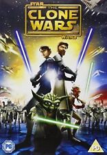 Star Wars - The Clone Wars [DVD-2008, 1-Disc] Region 2*****