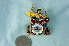 HARD ROCK LIVE PIN ORLANDO PINS GONE WILD DRUMMER LE 300