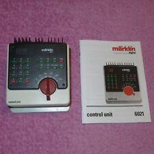 MÄRKLIN DIGITAL Control Unit 6021 mit Garantie