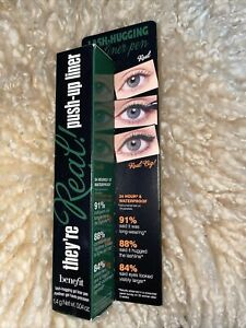Benefit Cosmetics They're Real! Push-Up Eyeliner Green NWT! $22