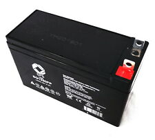 replacement for Clore Automative JNC065 N Carry 12V 9Ah  FP terminal 2pk