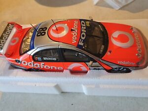 Jamie whincup 1:18 2007 Vodafone BF Falcon