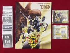 Panini Mexican League Liga Mexicana 100 Años America Mexico Set + Album + Packet