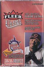 2007 UD Fleer Ultra Auto/Relic Hot Pack DEREK JETER CAL RIPKEN KEN GRIFFEY JR