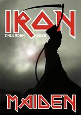 More details for iron maiden a3 calender 2022 by rr