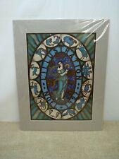 Art Deco Illustration 1927 - Zodiac Signs - Georges Baudin | Thames Hospice