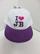 **Justin Bieber **  Neu & OVP **Kappe / Cap