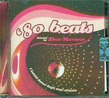 80 Beats Selected By Den Harrow Gazebo/Novecento/Martinelli/Sabrina Cd Perfetto