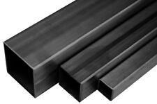 Stahl Quadratrohr Stahlrohr Vierkantrohr Roh Schwarz 1.0039