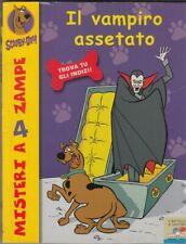 Scooby-Doo n. 8: Il Vampiro Assetato ed. Piemme
