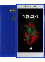 Coque mat pour Sony Xperia L2 Etui de protection couvert Pochette tpu-m - choix