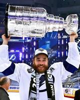 """Victor Hedman Tampa Bay Lightning 2020 Stanley Cup Champs 8"""" x 10"""" Photo"""