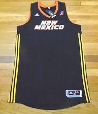 ADIDAS NBA D-LEAGUE REVOLUTION 30 NEW MEXICO T-BIRDS AUTHENTIC BLANK JERSEY 2XL2
