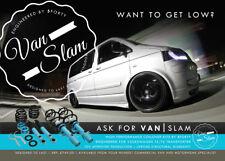 5FORTY Van Slam Coilovers for VW T5 T6 - T32 model