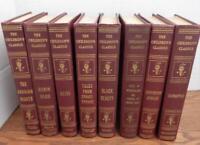 Lot of 8 1920's Hardcover Books THE CHILDREN'S CLASSICS John C. Winston Company