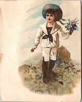 1880'S TRADE CARD  ST. PAUL MINN.R. SCHIFFMANN M.D. ASTHMA  CURE