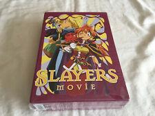 Slayers - Movie Box (DVD, 2005, 5-Disc Set)