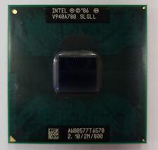 Intel Core 2 Duo Laptop CPU Processor T6570 2.10 GHz 2M Cache 800MHz FSB SLGLL