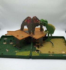 2006 Mattel Inc K6960 Matchbox Dinosaur Toy Pop Up Case INCOMPLETE