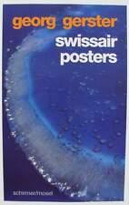 BOEK/LIVRE/BOOK/BUCH : AFFICHE SWISSAIR POSTERS - GEORG GERSTER