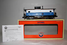 LIONEL O SCALE #6-29733 WHITE PASS & YUKON EXTENDED VISION CABOOSE, BOXED