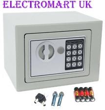 MINI DIGITAL ELECTRONIC SAFE BOX SECURITY HOME OFFICE CARAVAN BOAT MOTORHOME