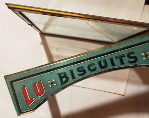 LU / Couvercle de boite pour la vente au détail / ca 1900