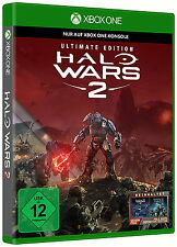 Halo Wars 2 (Ultimate Edition) (Microsoft Xbox One, Key-Only)