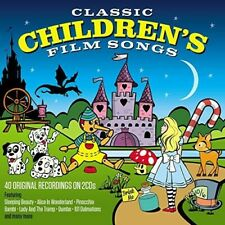 Various Artists - Classic Children's Film Songs / Various [New CD] UK - Import