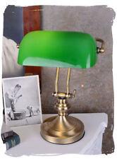 Lampe de Table Art Nouveau Banquier Bureau Lumière