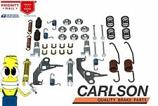 Complete Rear Brake Drum Hardware Kit for Chevy Geo Prizm 1989-2002 w Rear Drums