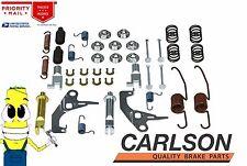 Complete Rear Brake Drum Hardware Kit for Toyota Corolla 1984-2002