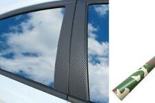 6x Premium a B C Columna Puerta Listones Coche Lámina Envoltura Set En Camuflaje