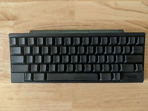 Happy Hacking Keyboard Pro BT PD-KB600BN [Charcoal, blank + printed keycaps]